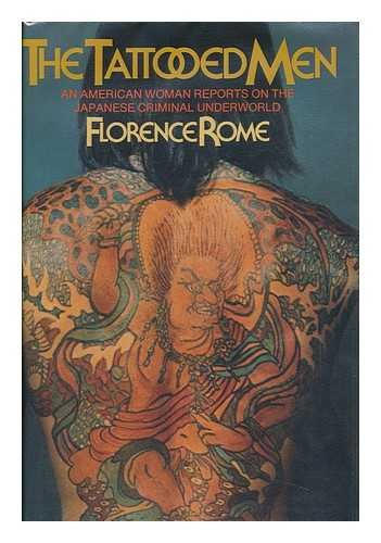 9780440059608: The tattooed men: An American woman reports on the Japanese criminal underworld