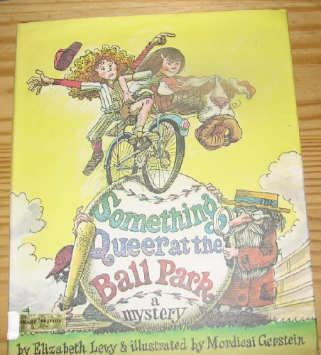 9780440059929: Something Queer at the Ball Park, a Mystery