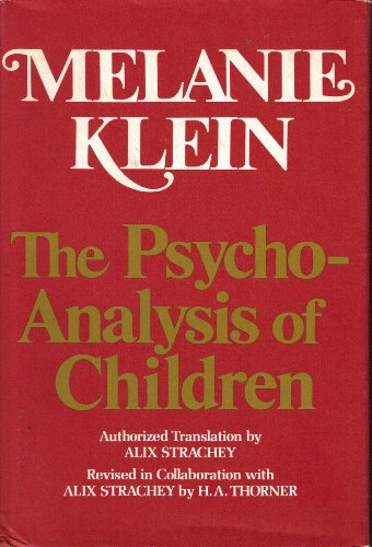 9780440060857: The Psychoanalysis of Children