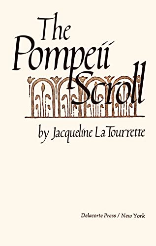 9780440060918: The Pompeii scroll