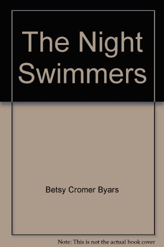 9780440062615: The night swimmers