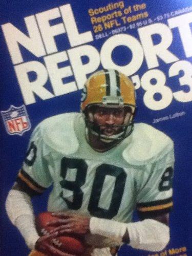 9780440063735: NFL Report 1983