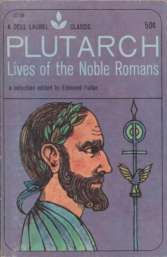 9780440069386: Lives of the Noble Romans