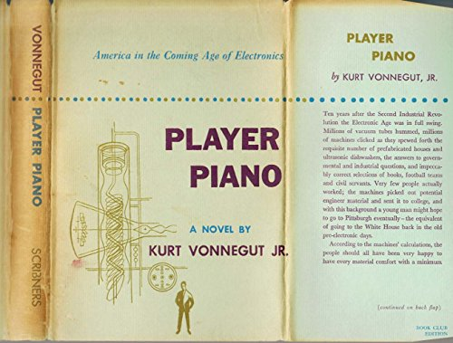 9780440069881: Player Piano