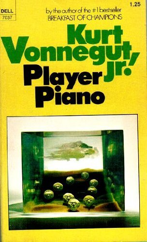 9780440070375: Player Piano