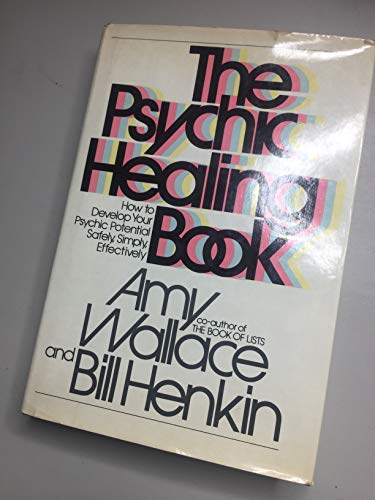 9780440071945: The psychic healing book
