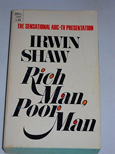 9780440074243: Rich Man, Poor Man