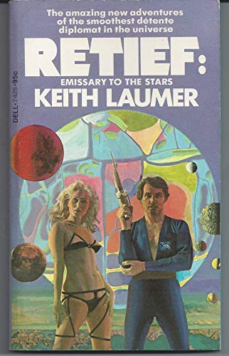 Retief Emissary to the Stars (0440074258) by Keith Laumer