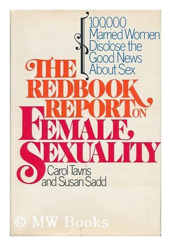 9780440075608: The Redbook report on female sexuality: 100,000 married women disclose the good news about sex