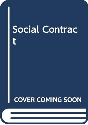9780440078968: Social Contract