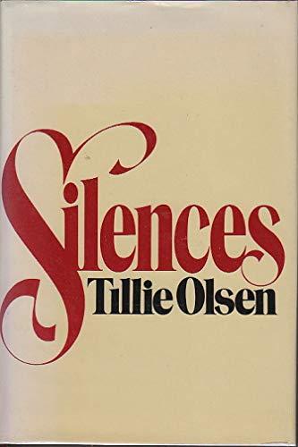Silences: Olsen, Tillie