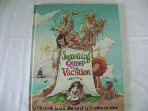 9780440083467: Something queer on vacation: A mystery