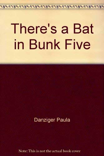 9780440086062: There's a Bat in Bunk Five