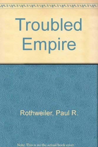 9780440086154: Troubled Empire