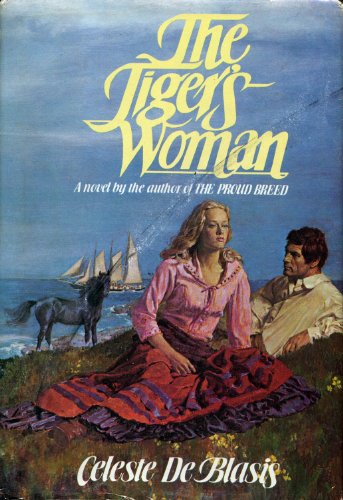 9780440088196: The Tiger's woman