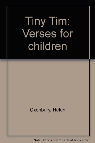 9780440089100: Tiny Tim: Verses for children