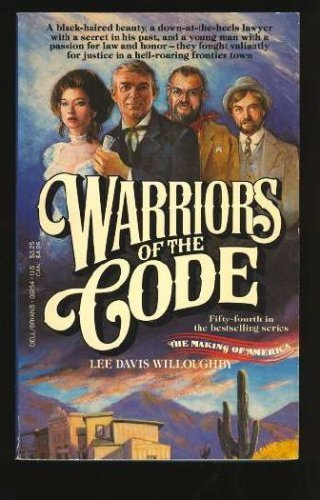 9780440092544: Warriors of the Code (Making of America No 54)
