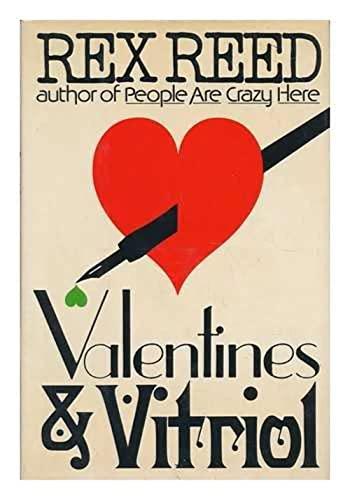 Valentines & Vitriol: Reed, Rex