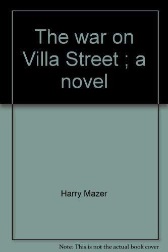 9780440093497: The War on Villa Street