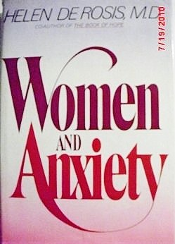 9780440093985: Women and Anxiety: A Step-By-Step Program to Overcome Your Anxieties No. 06227