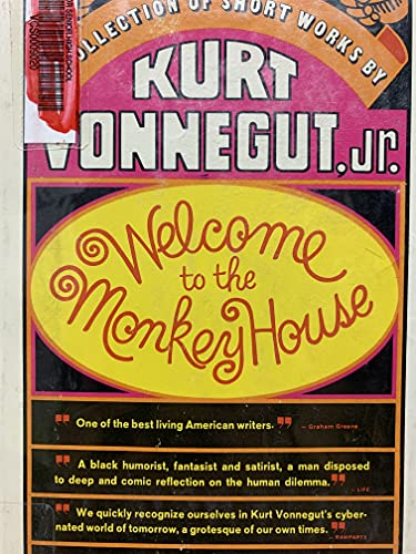 9780440094401: Welcome To The Monkey House