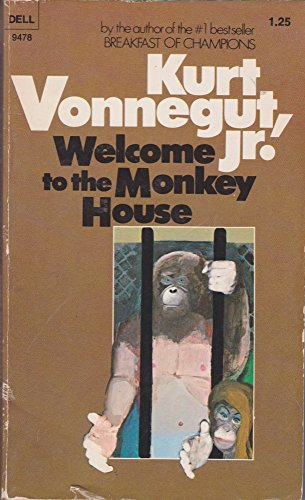 9780440094784: Welcome to the Monkey House (Dell #9478)