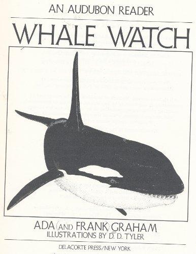 Whale Watch (An Audubon Reader #1): Ada Graham, Frank