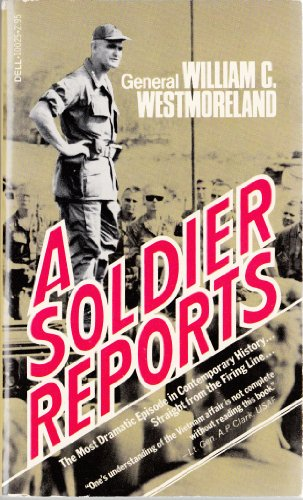9780440100256: A Soldier Reports
