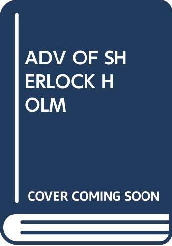 9780440100492: Adventures of Sherlock Holmes