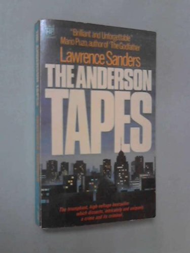 9780440102175: The Anderson Tapes