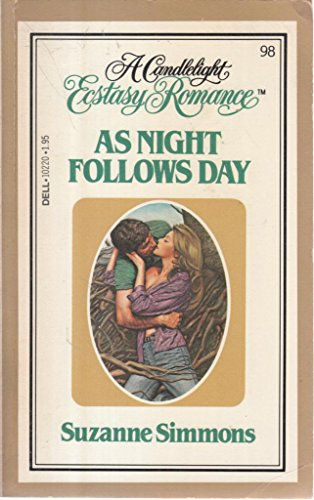 As Night Follows Day: Simmons, Suzanne