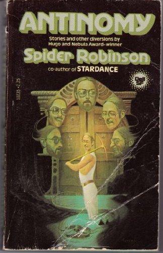 Antinomy: Robinson, Spider