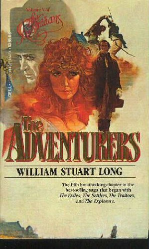 The Adventurers (Vol V of Australians): Long, William S.