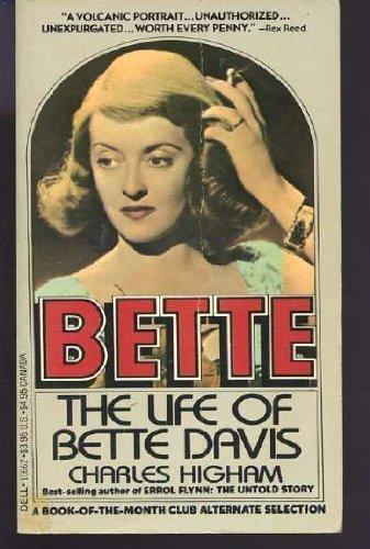 9780440106623: Bette: The Life of Bette Davis