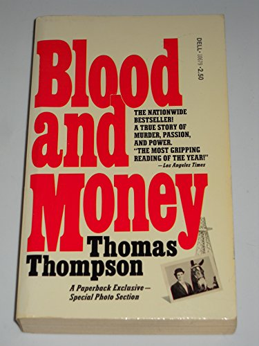 9780440106791: Blood and Money