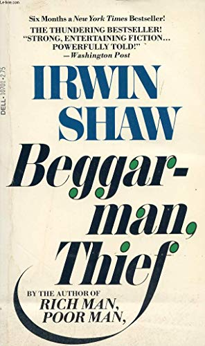 Beggarman, Thief: Irwin Shaw