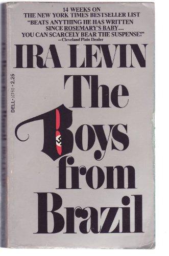 9780440107606: Boys From Brazil