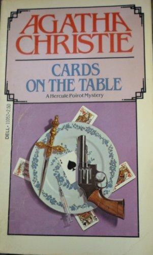 Cards On the Table: Christie, Agatha