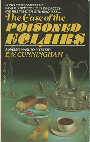 The Case of the Poisoned Eclairs: Cunningham, E.V.
