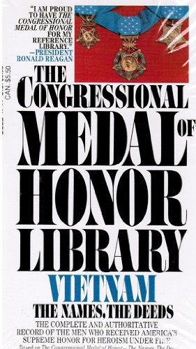 9780440114536: Vietnam (Congressional Medal of Honor Library)