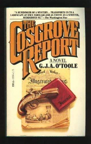 9780440115946: The Cosgrove Report