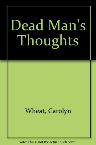 9780440117643: Dead Man's Thoughts