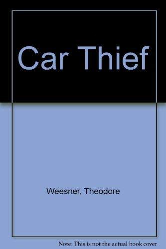 9780440118077: Car Thief