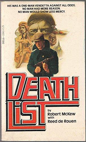 9780440118411: Death List
