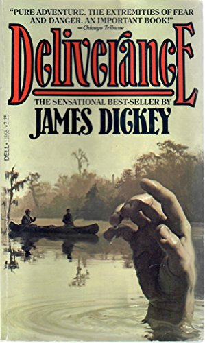 an analysis of the deliverance by james dickey Summer of deliverance, by christopher dickey  which one can live with  oneself, the poet james dickey wrote in the late 1960s  christopher dickey  does not spare his own analyses, never losing sight of his own biases.