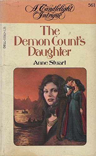 THE DEMON COUNT'S DAUGHTER, Candlelight Intrique #561