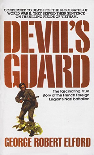 Devil's Guard (0440120144) by George R. Elford