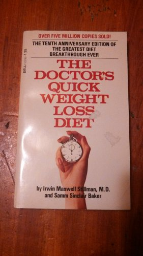 9780440120452: Doctor's Quick Weight Loss Diet