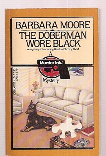 9780440120599: The Doberman Wore Black
