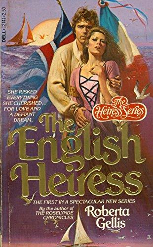 9780440121411: ENGLISH HEIRESS